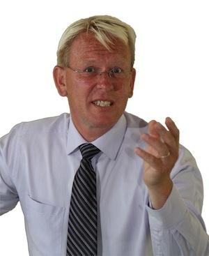 Unternehmensberater Dirk Rabis startet neue Personal Talk Events