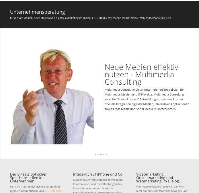 Top10 Websites für Multimedia Unternehmensberater