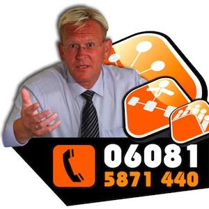 Telefonische Multimedia Unternehmensberatung oder persönliche Skype Videokonferenz
